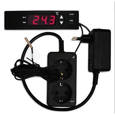 Termostato Digital para Reptiles MCTC + Timer