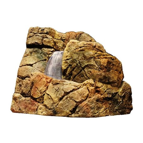 Cascada Rocosa Pequeña 25 x 19 x 21 cm