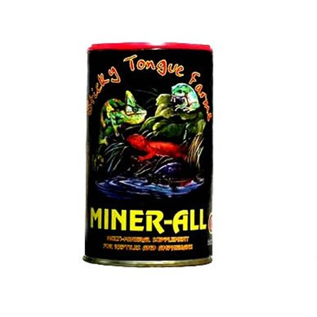 MINER-ALL 0 Minerales para Reptiles