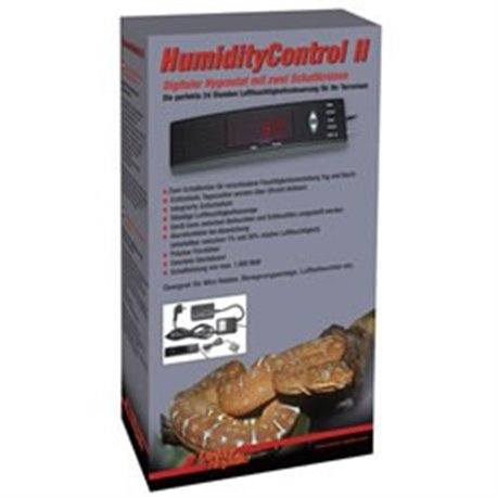 Higrostato Digital Humidity Control II