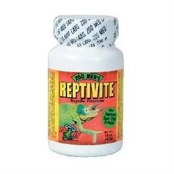 Zoomed Reptivite sin D3 56 gr.