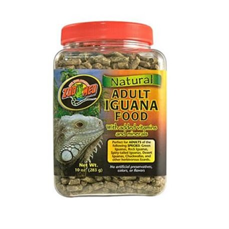 Zoomed Adult Iguana Food, Pellets 567 g