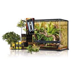 Exo Terra Kit Tropical Dual Delux 243 L 90X45X60 cm PT4074