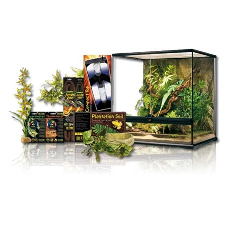 Exo Terra Kit Tropical 160 L 60X45X60 cm PT4046