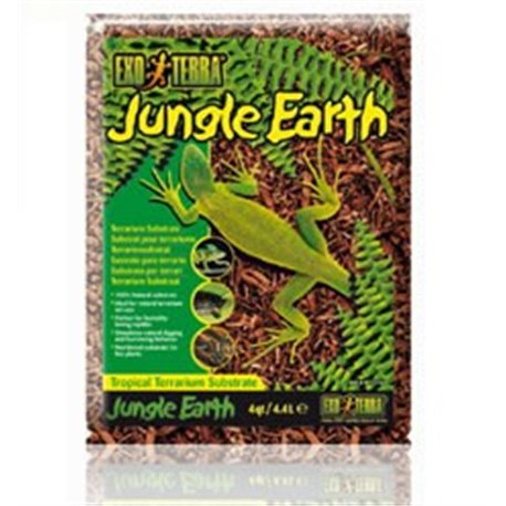 Exo Terra Jungle Earth 8.8 L PT2762