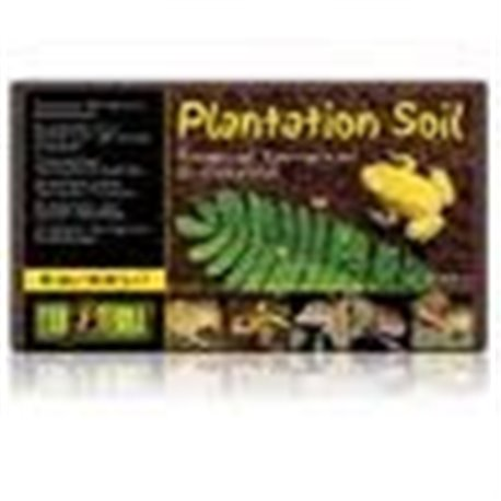 Exo Terra Plantation Soil ( Coco) 650g