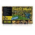 Exo Terra Sustrato Natural Forest Moss 2 x 7Lts PT3095