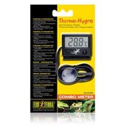 ExoTerraHidrometro/Termometro Combo PT2470