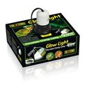 Exoterra Glow-Light Reflector Mediano 21 cm Diámetro PT2054