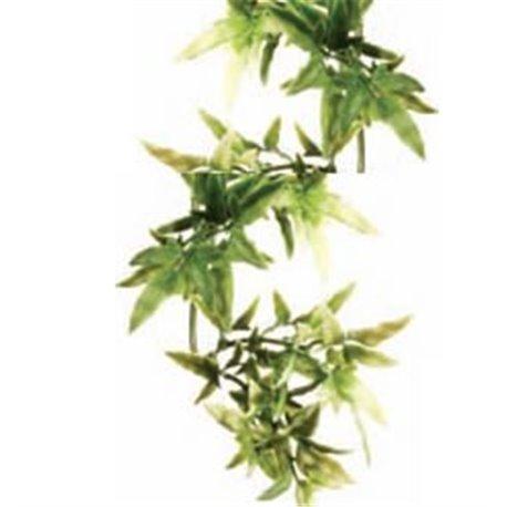 Planta Plástica Croton Gde (22 x 62 x 3 cm.) PT3020