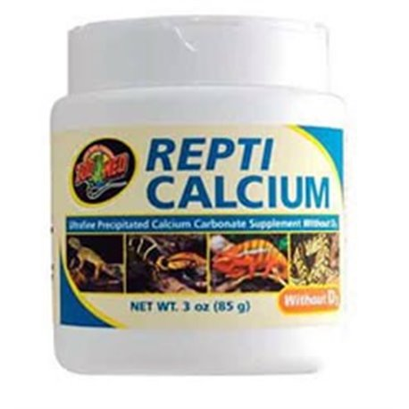 Zoomed Repti Calcium sin D3