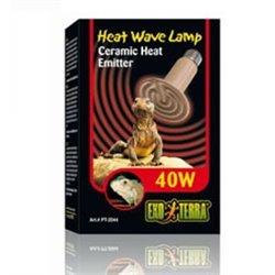Lámpara de Cerámica Calefactoras 40 W PT2044