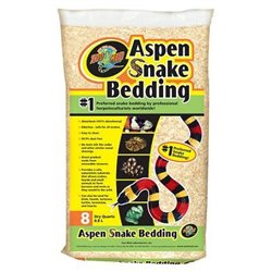 Zoomed Aspen Snake Bedding 8,8L