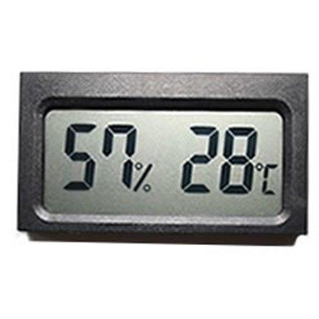 Termómetro Higrometro Digital para Terrarios