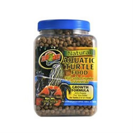 Zoomed Natural Aquatic Turtle Food 340 Gr