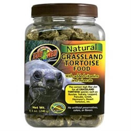 Zoomed Natural Grassland Tortoise Food 1.700 Gr
