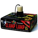 Zoomed Deluxe Porcelain Clamp Lamp 22 cm