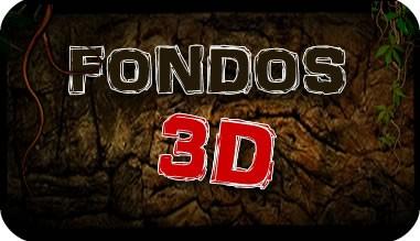 Fondos 3D para Terrarios